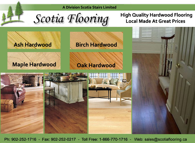 High Quality Hardwood Lumber ~ Hardwood flooring in halifax intsallation or supply only